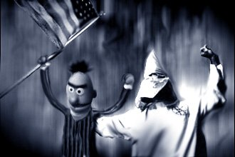 Bert in the KKK