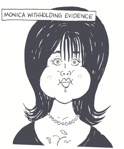 Monica Withholding Evidence